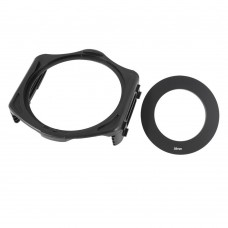 Adapter Ring plus 3 Slot Filter Holder for Cokin P