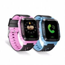 Anti-lost Children Kids Smart Watches Pink
