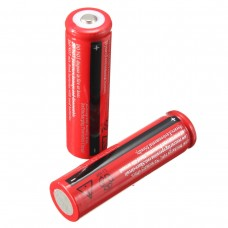 3.7V 3800mAh Li-ion Rechargeable Battery x 2