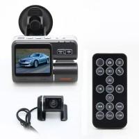 Car 1080P HD Dash Dual Camera Night Vision Recorder