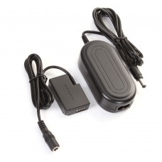 Canon ACK-E6 LP-E6 AC Power Adapter Plus DC Coupler For Canon EOS