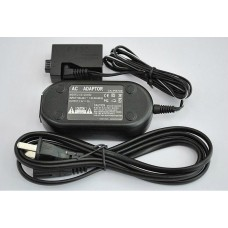 Canon ACK-E5 LP-E5 AC Power Adapter Plus DC Coupler For Canon 450D 500D 1000D 2000D