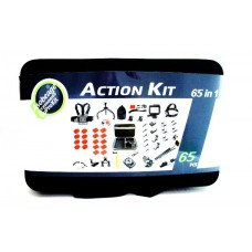 40231 Asobeage 65-in-1 GoPro Accessories Kit for Action Cameras
