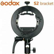 31252 Godox S2 Bracket S Type Mount for Godox AD200 AD300