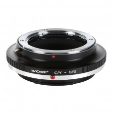 K&F Concept Lens Adapter Contax/Yashica CY to Fuji GFX