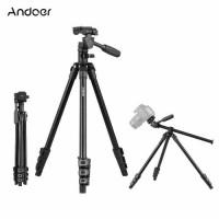 Andoer Q160HA Professional Video Tripod Horizontal Mount