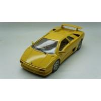 BBurago 1990 Lamborghini Diablo Yellow