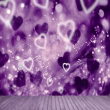 200x300cm 7X10ft Photography Background Valentine's Day