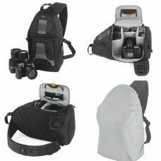 Lowepro SlingShot 200 AW Black Case