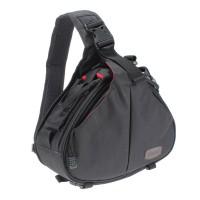 L340 H24 W13 Black Camera Case Bag
