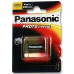 CRP2 Panasonic 6V Lithium Battery DL223 CRP2R