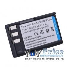 EN-EL9 Battery  for Nikon