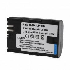 Canon LP-E6 LP-E6N LP-E6+ Battery  for Canon