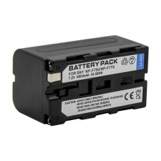 NP-F750 / F770 / F730 Battery for Sony