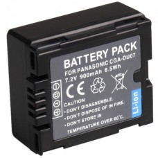 Panasonic CGA-DU07 Battery for Panasonic