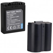 Panasonic CGA-S006E Battery for Panasonic