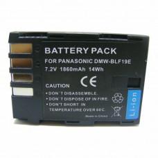 DMW-BLF19 Battery for Panasonic DMC-GH3 DMC-GH4. DMC-GH5