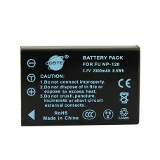 Fuji NP-120 Battery For Fuji