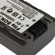 Sony NP-FP50 NP-FP51 Battery for Sony