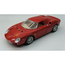 1/18 Bburago 1965 Ferrari 250 Le Mans cod3033