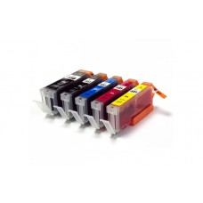 Ink Cartridges C-550BK C-551BK/C/M/Y For Canon Multi Pack
