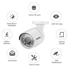 Cam SANNCE HD 1080P Bullet Home CCTV Security Camera Night Vision