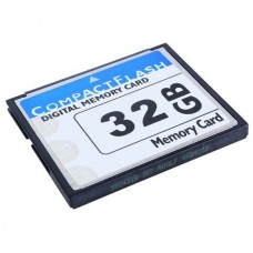 CF Compact Flash Memory Card 32 GB