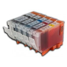 5 ink Cartridge for CANON iP4500 iP5100 iP5200 iP5300 MP500 MP600 MP610 MP830 2