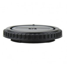 Camera Sony A-Mount Body Cap and Rear Lens Cap