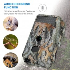Wildlife 16MP HD Trail Hunting Night Vision Camera