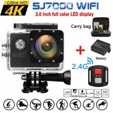 Action SJ7000R WIFI Sport Camera