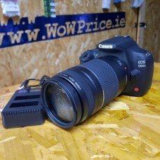 04333 Canon EOS 1200D Camera 75-300mm Lens