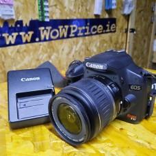 Canon EOS 500D / Rebel T1i / Kiss X3 Lens 18-55mm