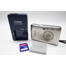 Canon Ixus 100-IS-12.1MP Camera