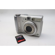 Canon Point Shot A52 4MP Digital Camera