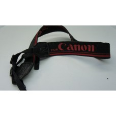 Canon Red Black Strap