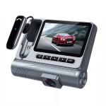 1080P HD Car DVR Bluetooth Camera Recorder Wireless Headset