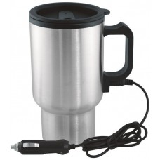 12v In-Car Thermos Heated Travel Mug