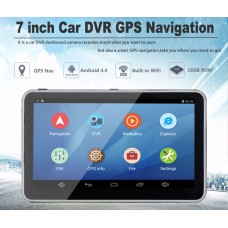 XGody 7inch HD 1080P Vehicle Car DVR Camera Recorder GPS Navigation Dash Cam 16GB