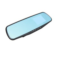 1080P 2.8 inch HD LCD Car Recorder Dashboard Mirror HD Camera