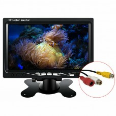 7 inch TFT LCD Color Car Monitor Screen