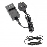 Panasonic CGA-S002E / S006E Battery Charger for Panasonic