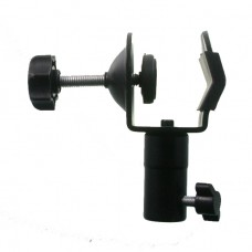 "5/8"" Light Stand Attachment with  C-Clamp"