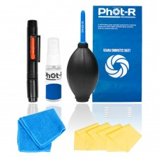 Professional 9in1 Camera Lens Cleaning Kit