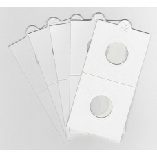 Coin 25 PCS Self Adhesive Coin Holders 2X2 Flips