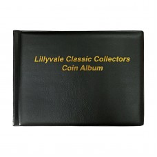 0557 288 Pcs Collectors Coins Holder Album