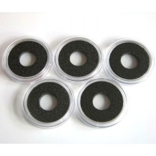 05710 10mm 5 Ring Coin Capsules Airtight