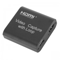 38226 HDMI Video Capture Card USB 2.0 Live Streaming 4K HD 1080P 60fps