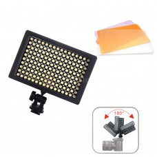 160 LED Video Light Lamp Panel Dimmable