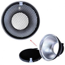 18cm Bowen Strobe Light Reflector With Honeycomb